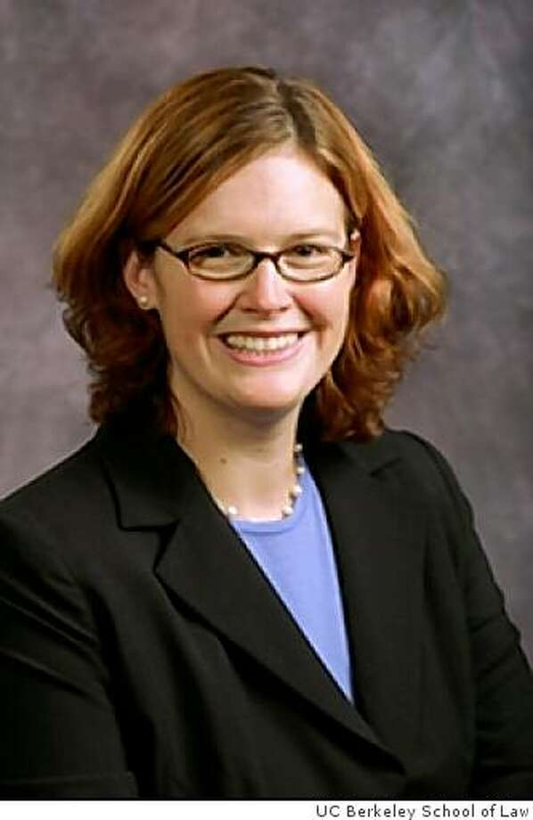 Erin Murphy is a professor of law at UC Berkeley School of Law. Photo: Unknown, UC Berkeley School Of Law