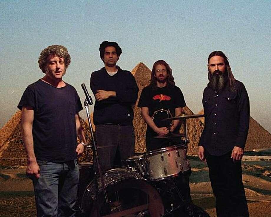 San Francisco pysch rock band Wooden Shjips will play at Frisco Freakout. Photo: Holy Mountain