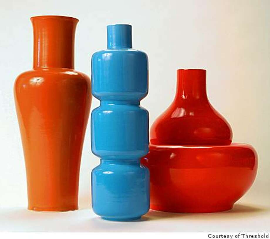 Vases are good to keep under the sink. Photo: Lrt, Courtesy Of Threshold