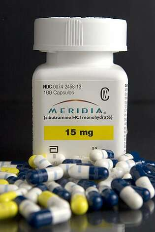 Meridia diet pill withdrawn amid FDA concerns - SFGate
