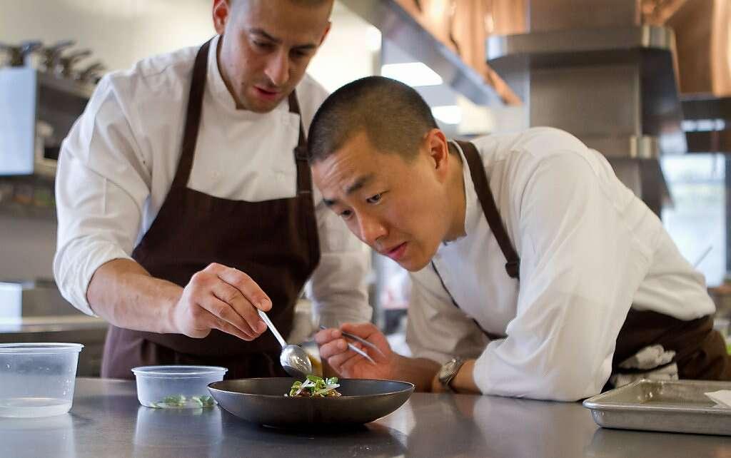 Restaurant Kitchen Staff the chronicle's top 100 restaurants, 2012 - sfgate