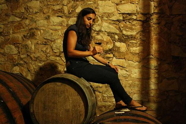 Sicilian winemaker Arianna Occhipinti creates red and white varieties using native grapes from the island's Vittoria area. Photo: Courtesy Arianna Occhipinti