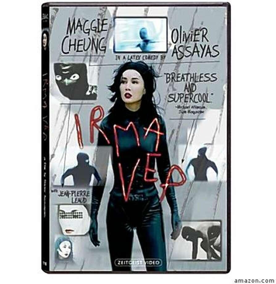dvd cover IRMA VEP Photo: Amazon.com