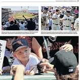 "San Francisco Chronicle's ""Giants Clinch"" Extra, Page 7."