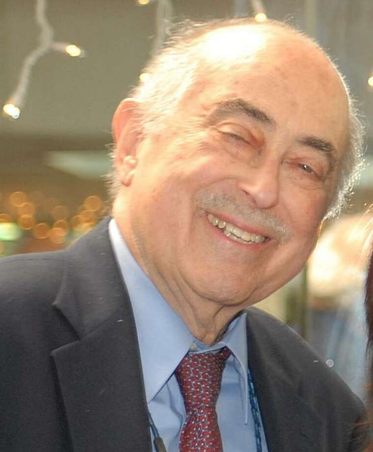 Dr. Ernest Rosenbaum Photo: Courtesy Of The Family