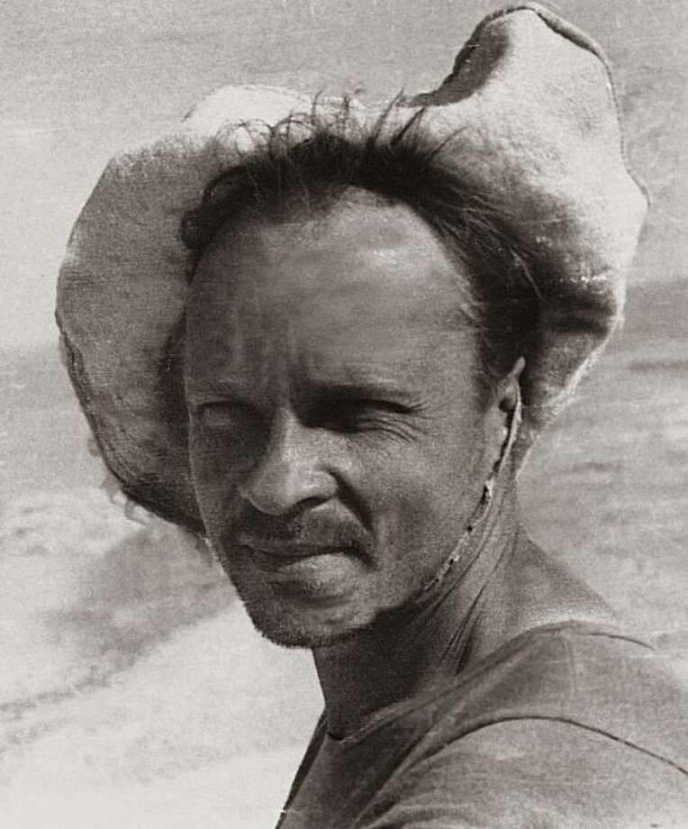 "Igor Savitsky, collector and museum founder, who rescued 40,000 works of art and created a museum in the desert of Soviet Uzbekistan.  Savitsky is the subject of the documentary, ""The Desert of Forbidden Art."" Photo: Militza Zemskaya, Courtesy Of The Filmmakers"
