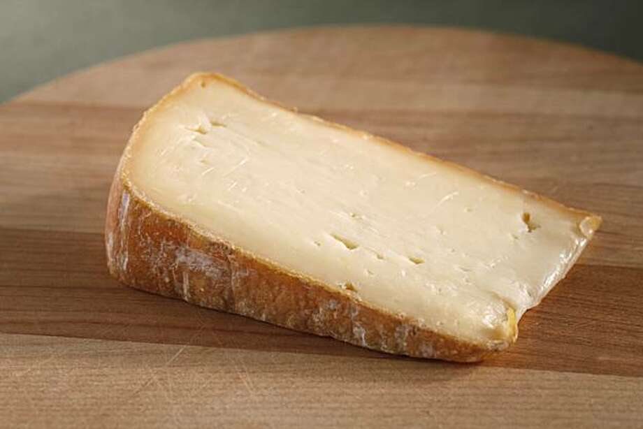 Trois Lait cheese in San Francisco, Calif., on September 15, 2010. Photo: Craig Lee, Special To The Chronicle