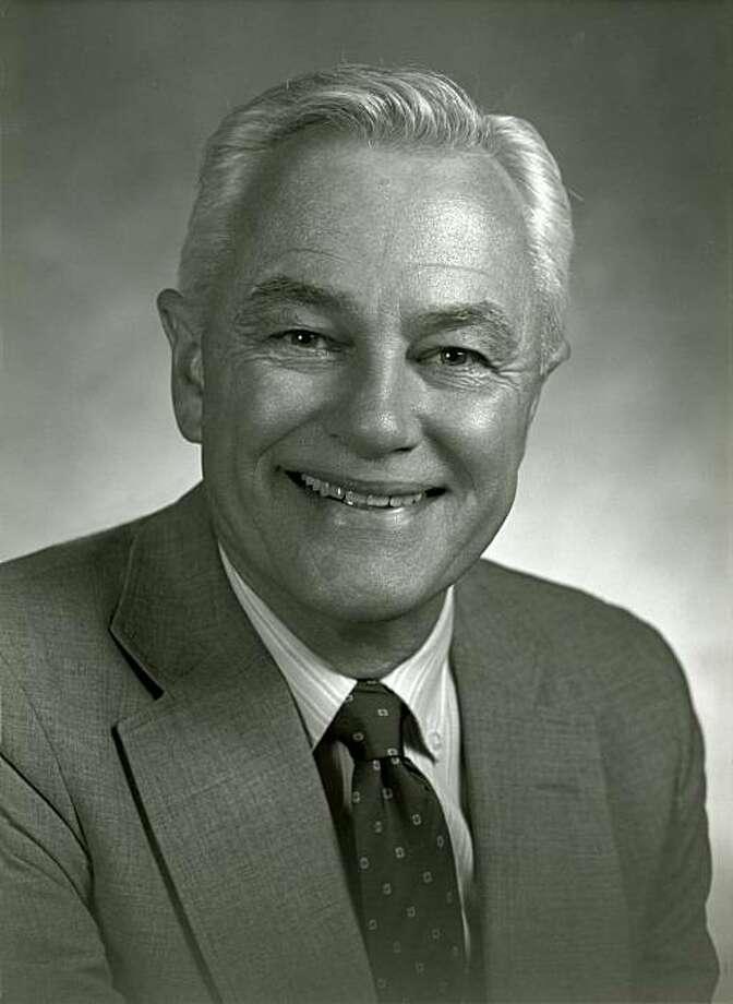 Harlan Kessel, former East Bay Regional Park District director, died Aug. 27, 2010. Photo: East Bay Regional Park District