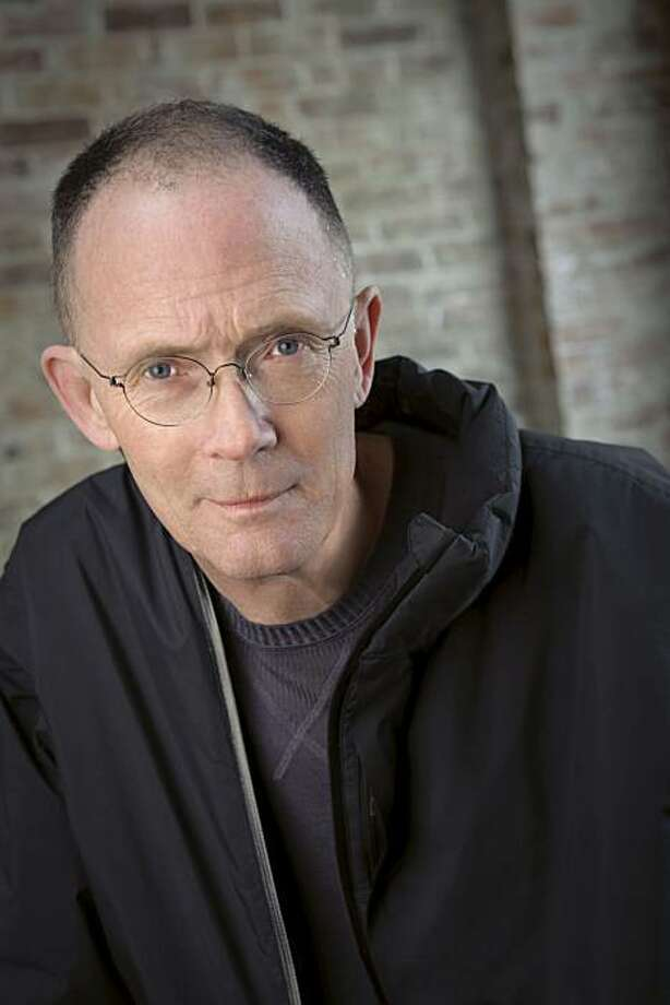"william gibson, famous cyberpunk author, new book is ""zero hour"" Photo: Michael O'shea"