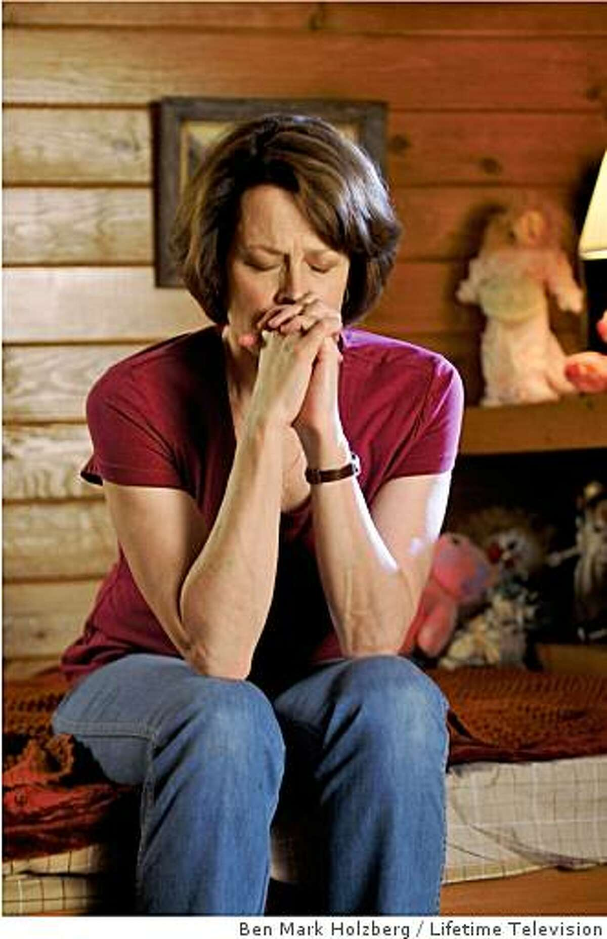 Golden Globe winner Sigourney Weaver stars in the true life story of Mary Griffith, a 1970's religious suburban wife who questions her faith after the suicide of her gay son in Lifetime Movie