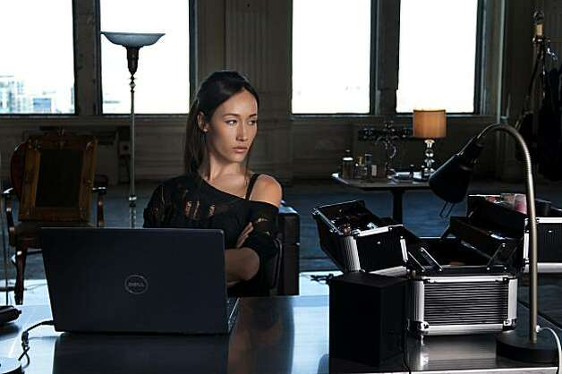"NIKITA ""Pilot"" Pictured: Maggie Q as Nikita Photo: Ben Mark Holzberg, The CW"