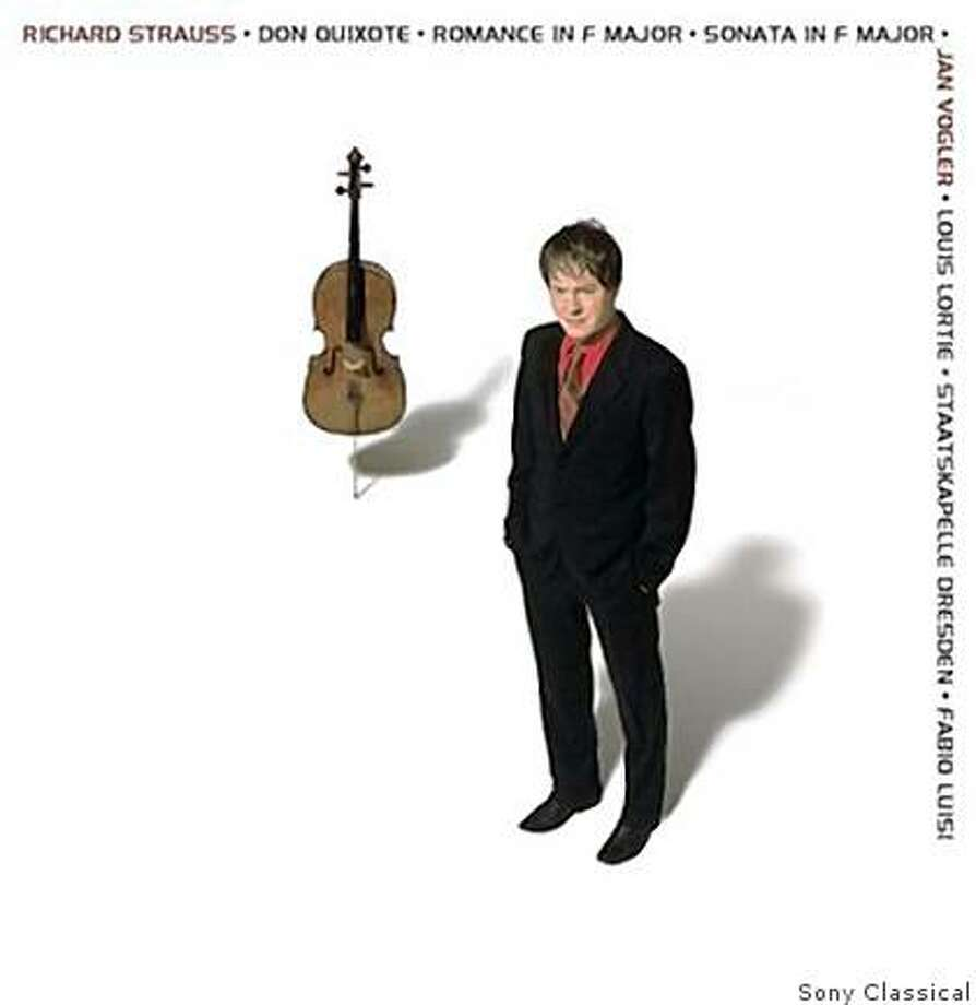 CD cover Photo: Sony Classical