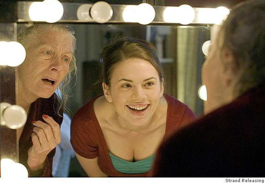 """Vanessa Redgrave and Hayley Atwell in """"How About You."""" Photo: Strand Releasing"""