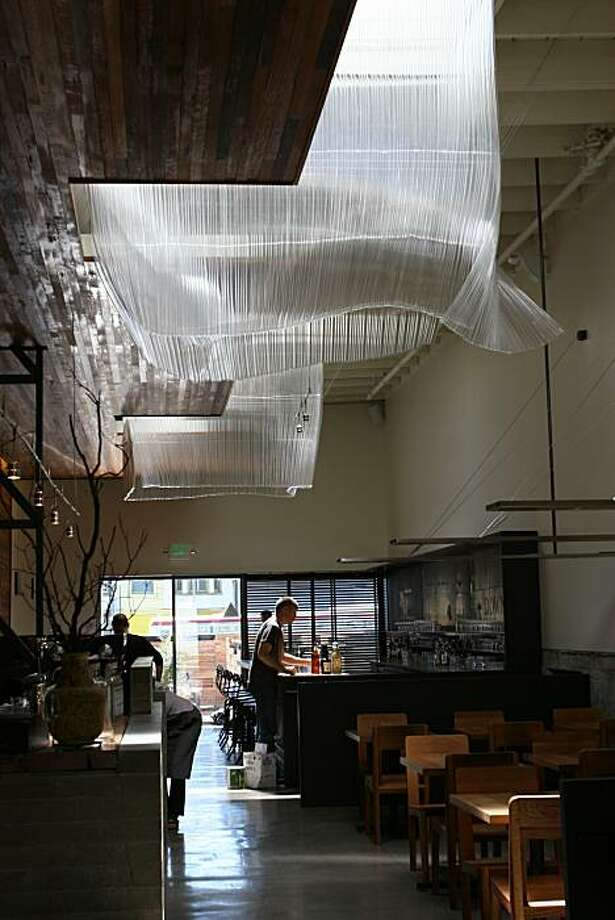 The new 4000-square foot Bar Agricole in SOMA. Photo: Natalie Knight, Special To The Chronicle