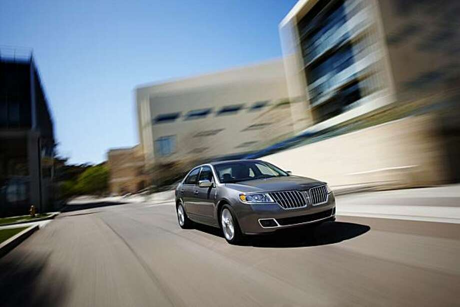 The 2011 Lincoln MKZ Hybrid will have the same price point as its conventionally powered V6 stable mate at $35,180. Photo: Courtesy Of Lincoln