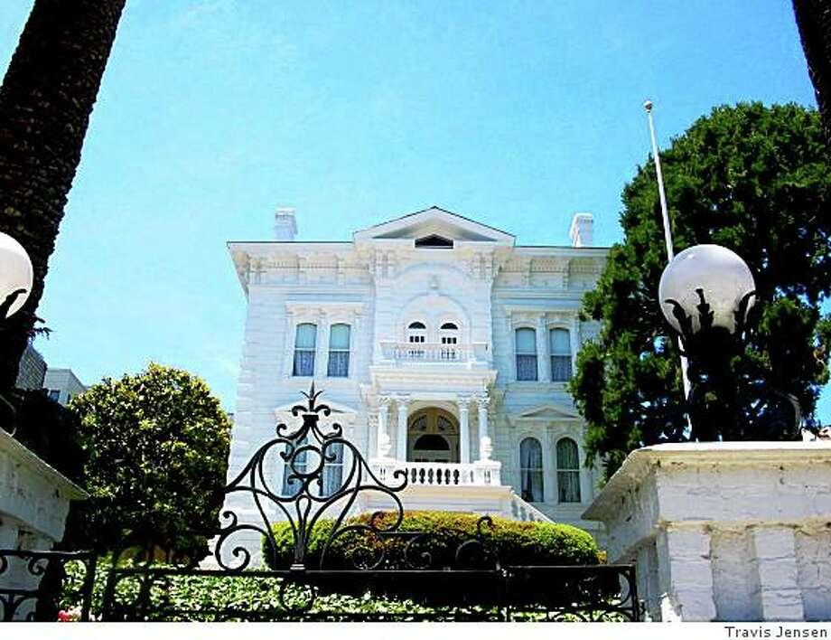 The Casebolt Mansion, built in 1885 by Henry Casebolt.  Casebolt invented the Cable Car Grip. Photo: Travis Jensen