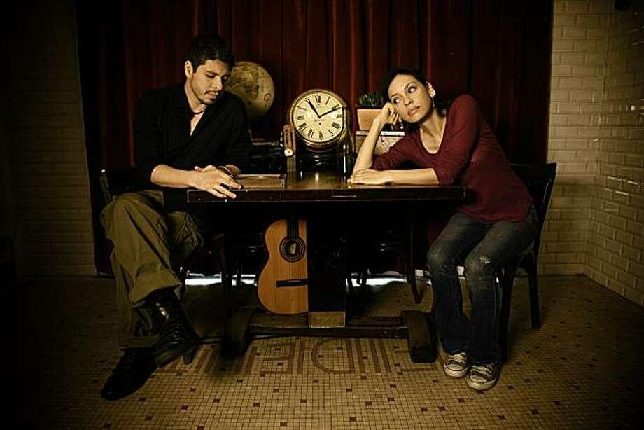 Rodrigo y Gabriela Photo: Rodrigo Y Gabriela