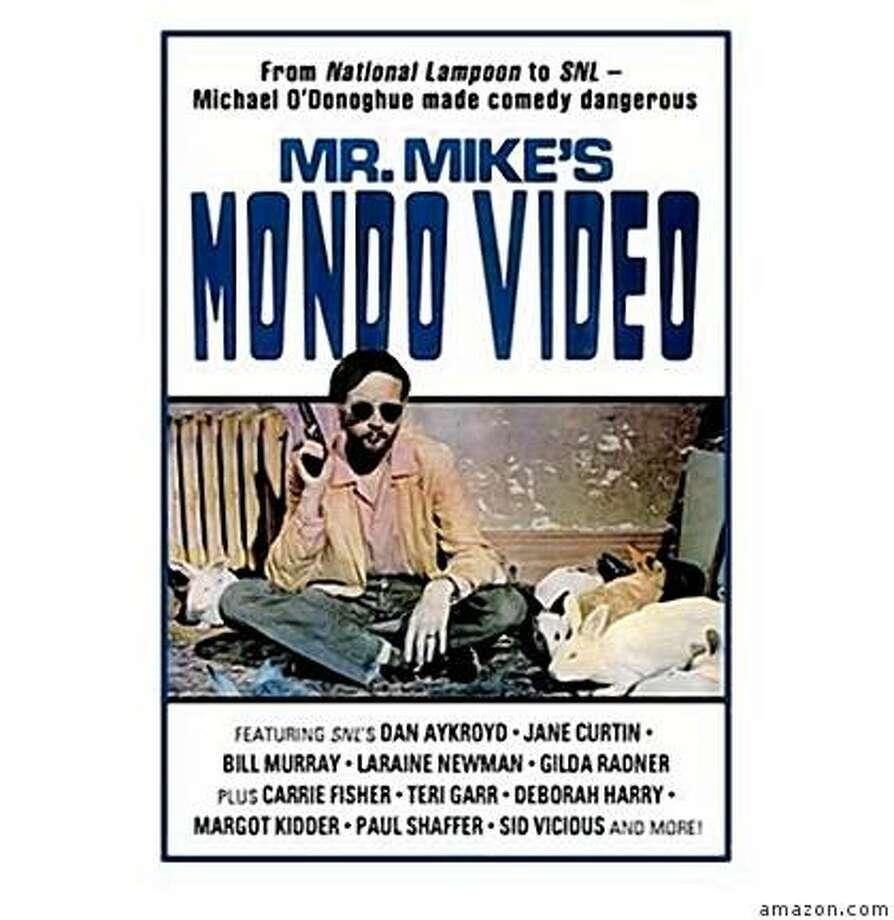 dvd cover MR. MIKE'S MONDO VIDEO Photo: Amazon.com