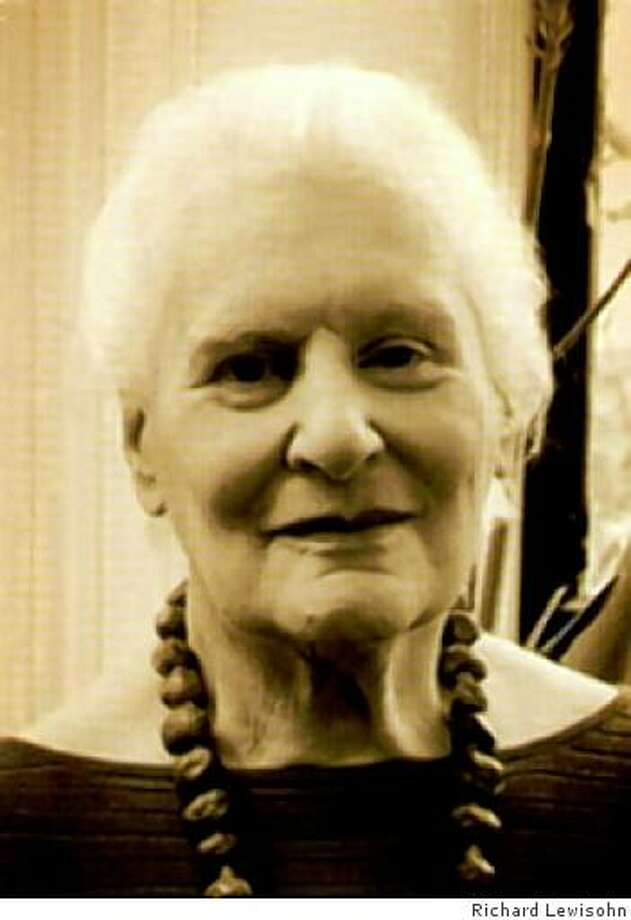 "Diana Athill, author of ""Somewhere Twards the End"" / Credit: Richard Lewisohn, Reunion Images Photo: Richard Lewisohn"