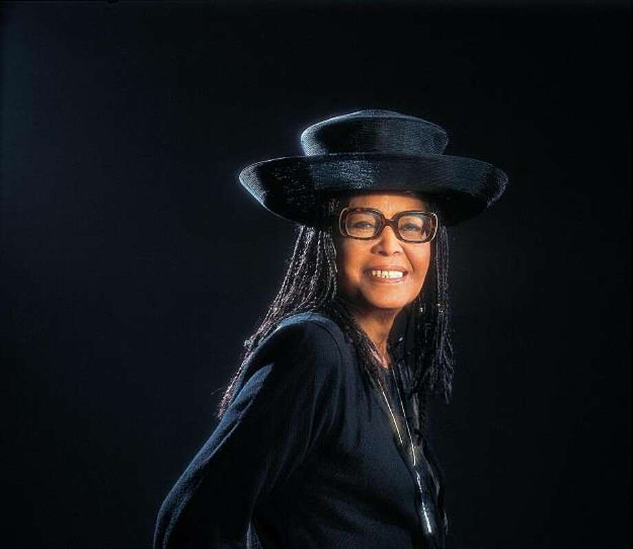 Photo of Jazz singer Abbey Lincoln. Photo: Handout