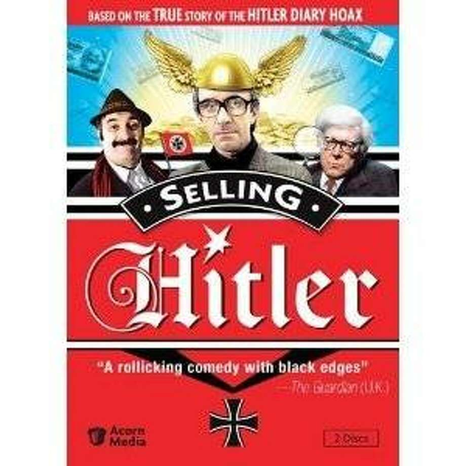 dvd cover SELLING HITLER Photo: Amazon.com