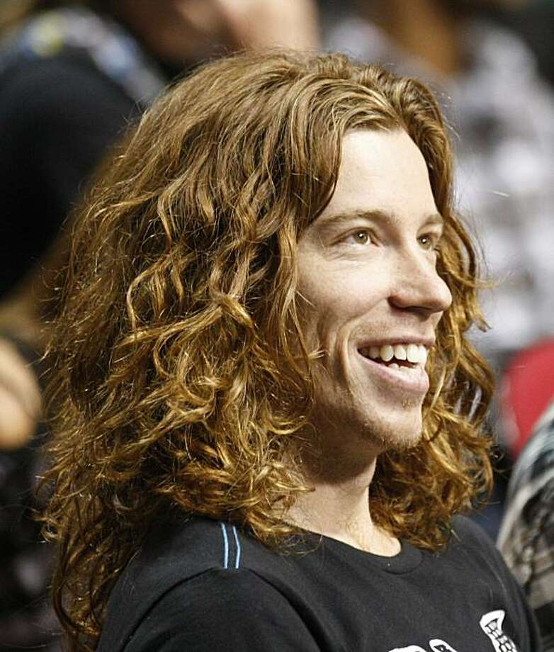 Olympian Shaun White watches skateboard practice at the Dew Tour Wendy's Invitational Thursday, Aug. 12, 2010, at the Rose Quarter, in Portland, Ore. White from Thursday's skate vert prelims advanced to Sunday's final round at the Rose Garden Arena. Photo: Rick Bowmer, AP