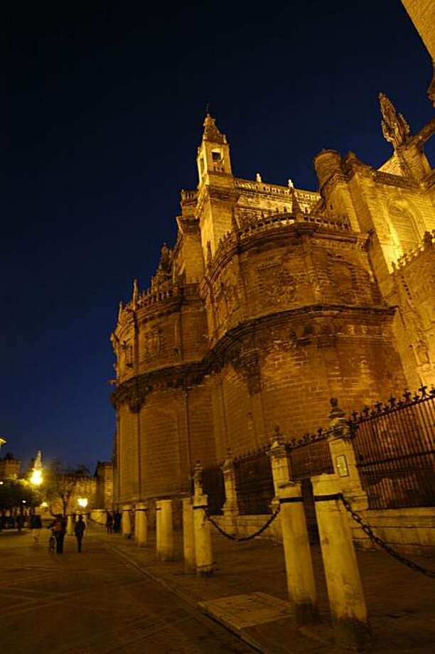 Seville, Spain Photo: Spud Hilton, The Chronicle
