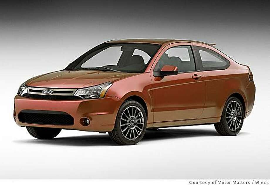2009 Ford Focus SES Photo: Courtesy Of Motor Matters, Wieck