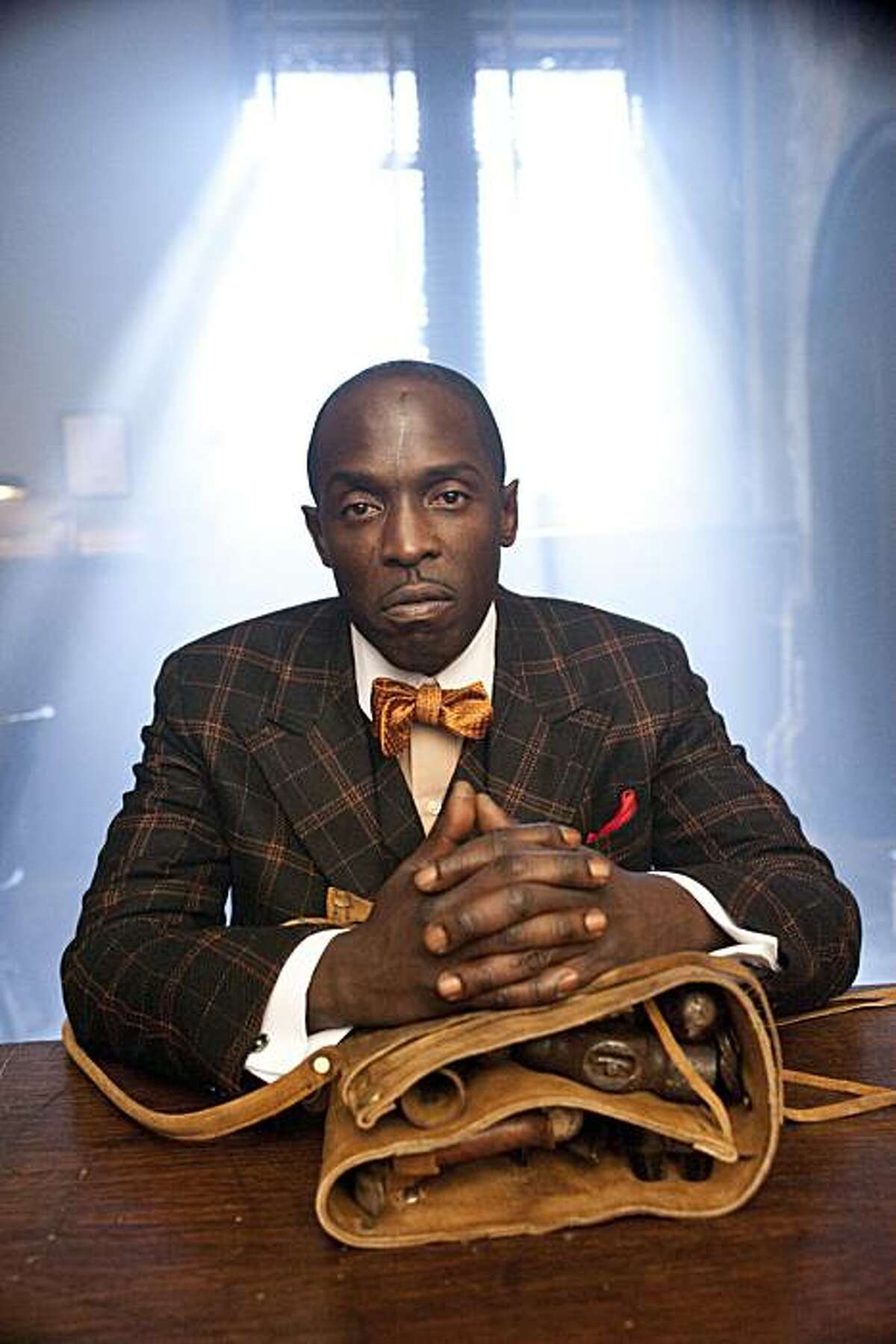 HBO's new show BOARDWALK EMPIRE: Michael Kenneth Williams.