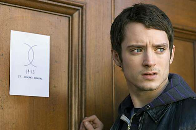 Elijah Wood in THE OXFORD MURDERS, a Magnolia Pictures release. Photo: Nicola Dove, Magnolia Pictures