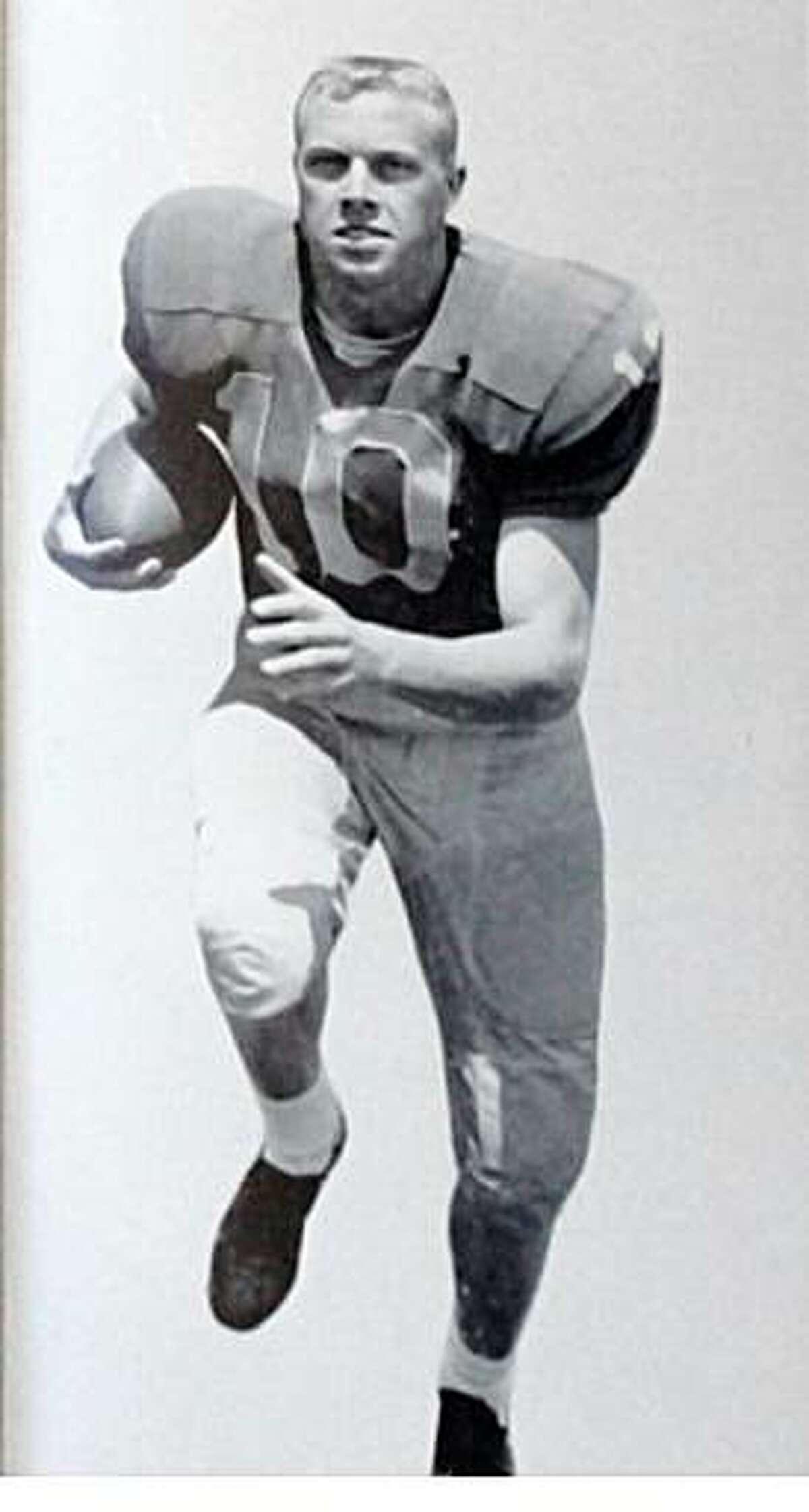 1958 rose bowl teamBill Patton, Fullback