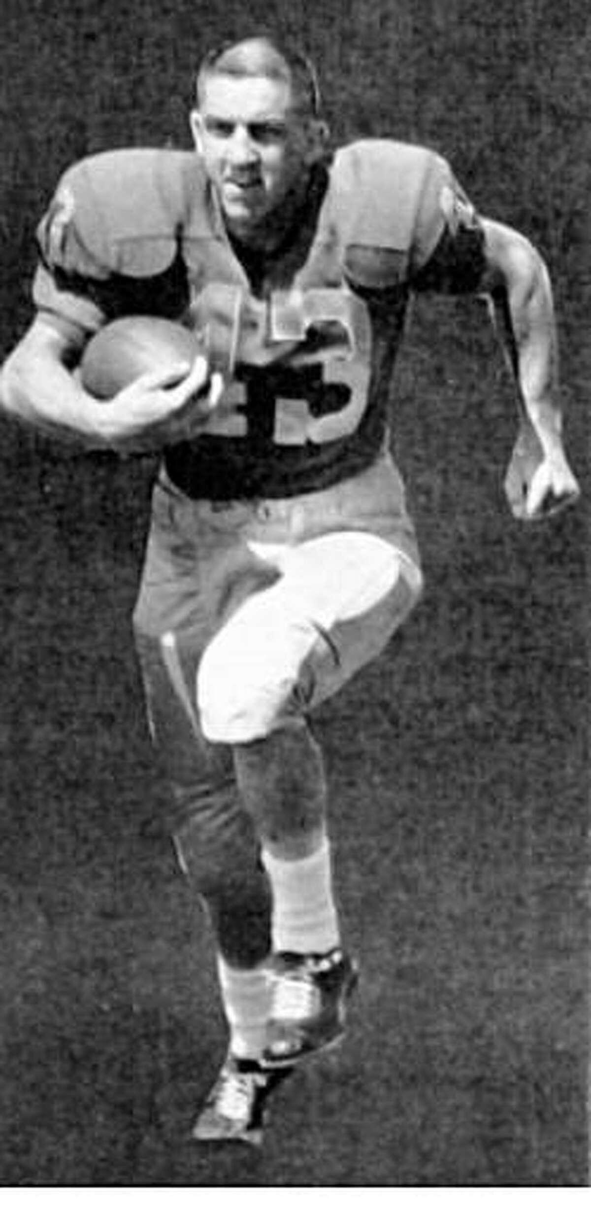 1959 rose bowl teamJack Hart, Halfback