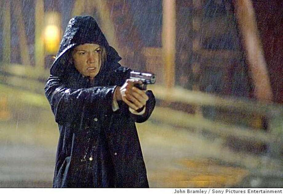 "In this photo provided by Sony Pictures Entertainment, Diane Lane stars in the thriller ""Untraceable."" Photo: John Bramley, Sony Pictures Entertainment"
