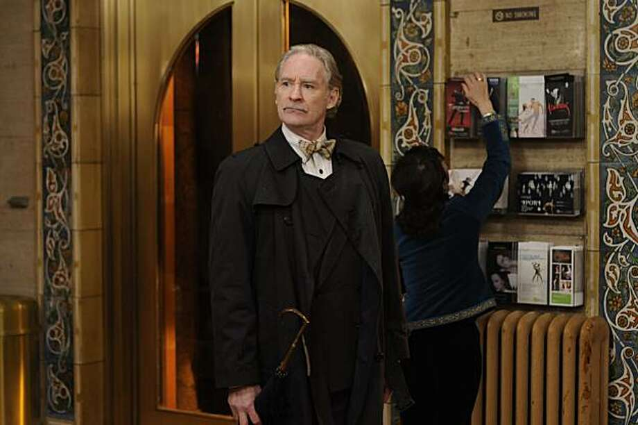 "Kevin Kline in ""The Extra Man."" Photo: Magnolia Pictures"