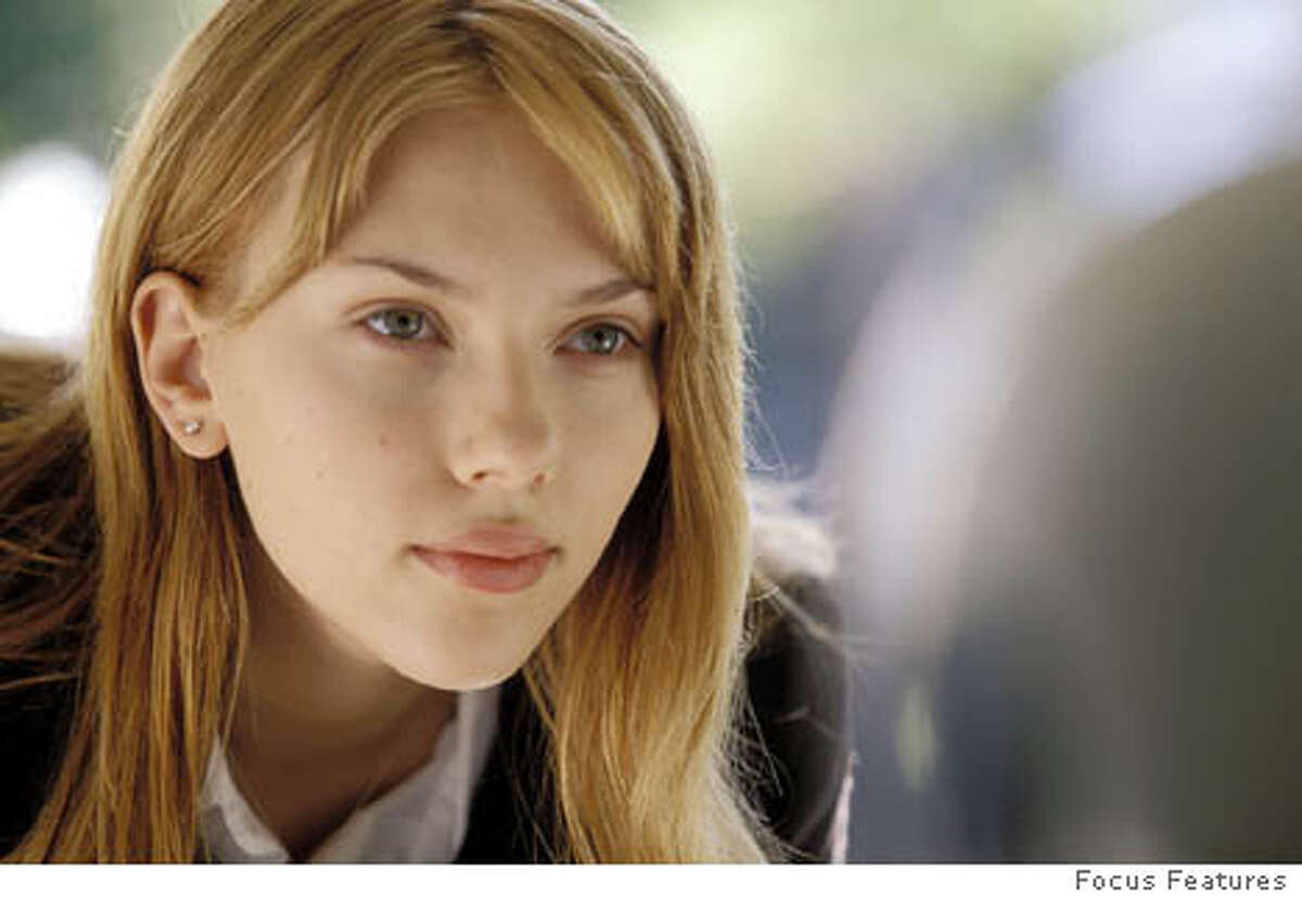 For LOST12, Datebook ; Scarlett Johansson stars in Sofia Coppola�s LOST IN TRANSLATION, a Focus Features release. 2003 Focus Features. All Rights Reserved ; on 7/17/03 in . / Focus Features