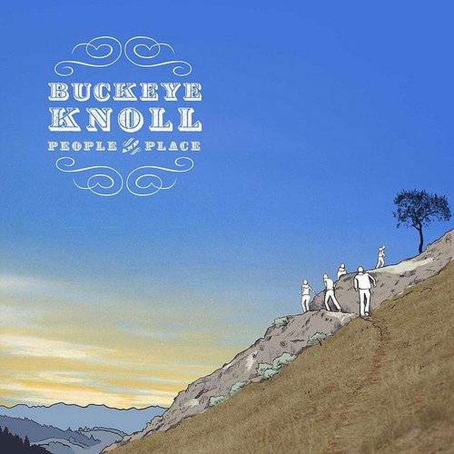 "CD cover: Buckeye Knoll's ""People and Place."" Photo: Buckeye Knoll Records"