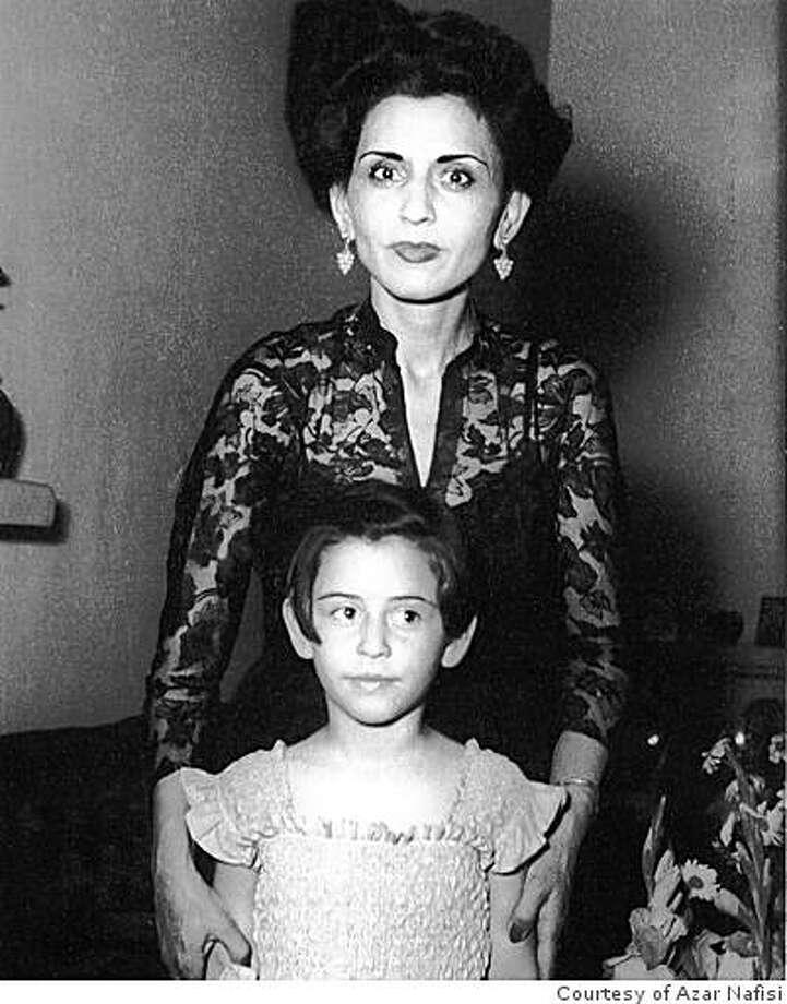Mother Nafisi's weddingCourtesy of Azar Nafisi Photo: Courtesy Of Azar Nafisi