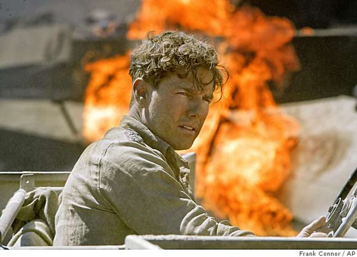 In this image released by MGM, Tom Cruise portrays Claus von Stauffenberg in