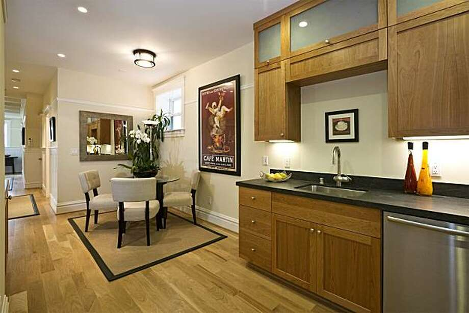 1361 Washington for Featured Open Homes. Photo: Courtesy Joel Goodrich, TRI Coldwell Banker
