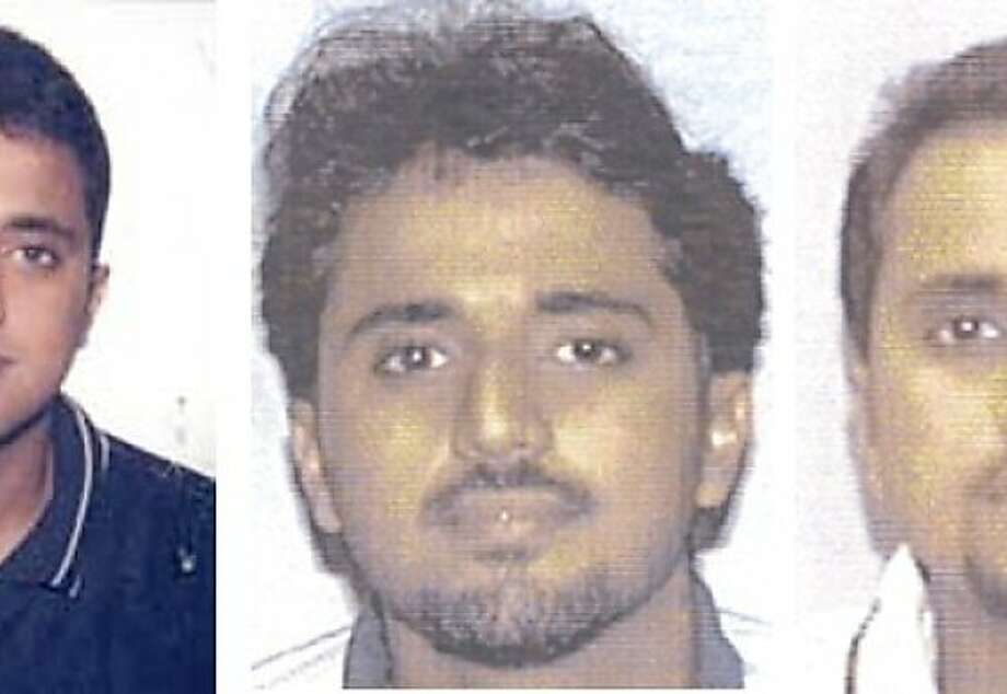 Adnan el-Shukrijumah, 35, is shown in these undated images provided by the FBI. The suspected al-Qaida operative who lived for more than 15 years in the U.S. has become chief of the terror network's global operations, the FBI says, marking the first time a leader so intimately familiar with American society has been placed in charge of planning attacks. Photo: AP