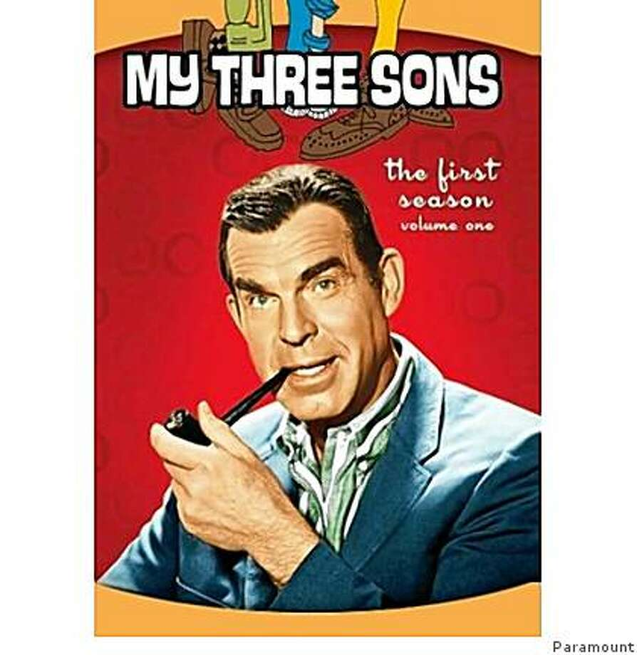 DVD cover: My Three Sons, the First Season, Vol. 1 Photo: Paramount