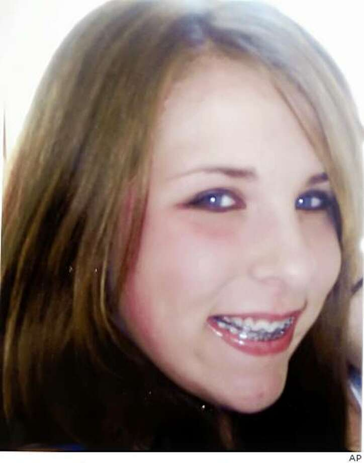 **FILE** This portrait provided by Tina Meier shows Megan Meier, 13, who committed suicide in Oct. 2007 after receiving cruel messages on Myspace in St. Charles, Mo. Missouri prosecutors are bringing charges under a revised harassment law spurred by the suicide of a 13-year-old girl following cruel messages on the Internet. (AP Photo/courtesy Tina Meier) Photo: AP