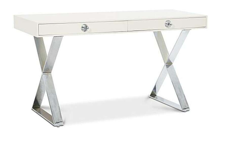 Channing Desk is from Jonathan Adler Photo: Jonathan Adler