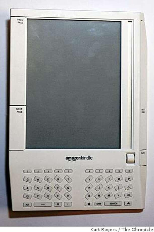 The Amazon Kindle Photo: Kurt Rogers, The Chronicle