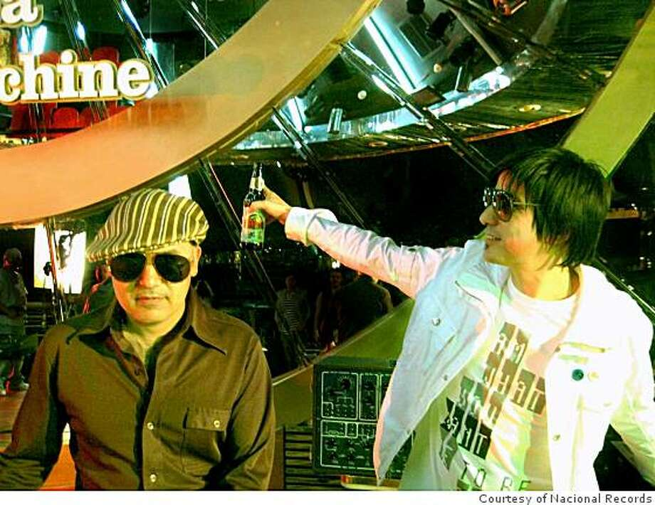 Nortec Collective plays the Independent this week Photo: Courtesy Of Nacional Records