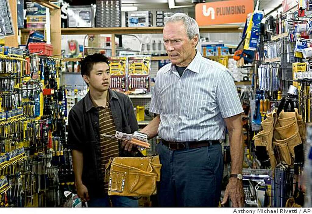 Movie review: Clint\'s \'Gran Torino\' a funny mix - SFGate