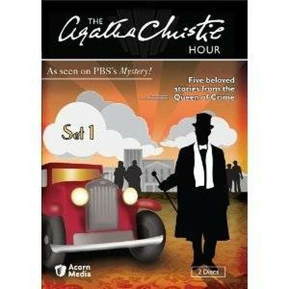 dvd cover THE AGATHA CHRISTIE HOUR Photo: Amazon.com
