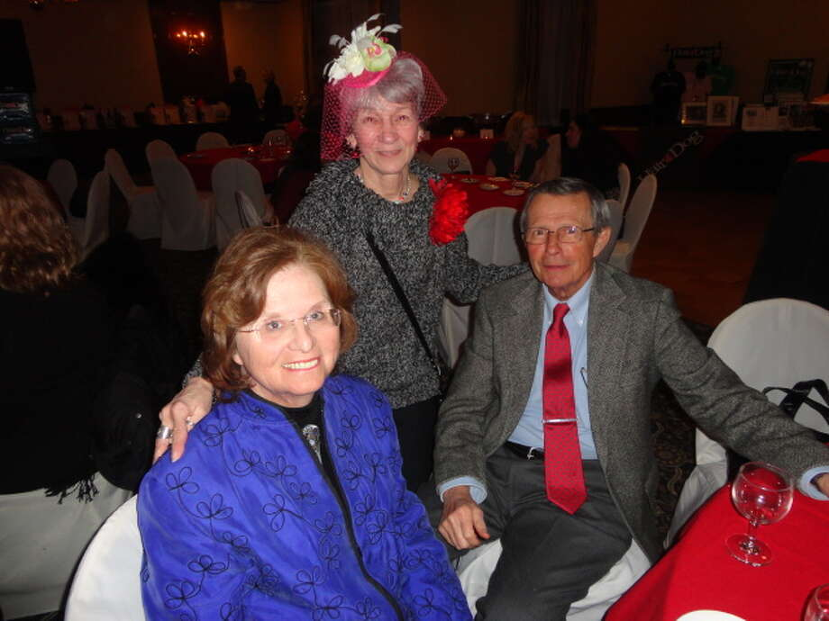 Were you SEEN at the American Cancer Society's HopeClub event at the Century House in Latham on Friday, February 10, 2012? Photo: Maureen Goodwin
