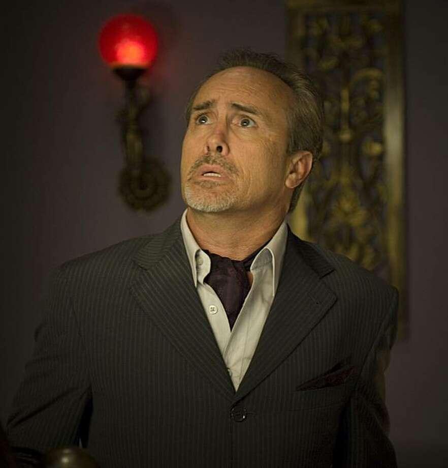 "Jeffrey Combs as Walston in Darin Scott's horror film ""Dark House."" Photo: Lightning Entertainment"