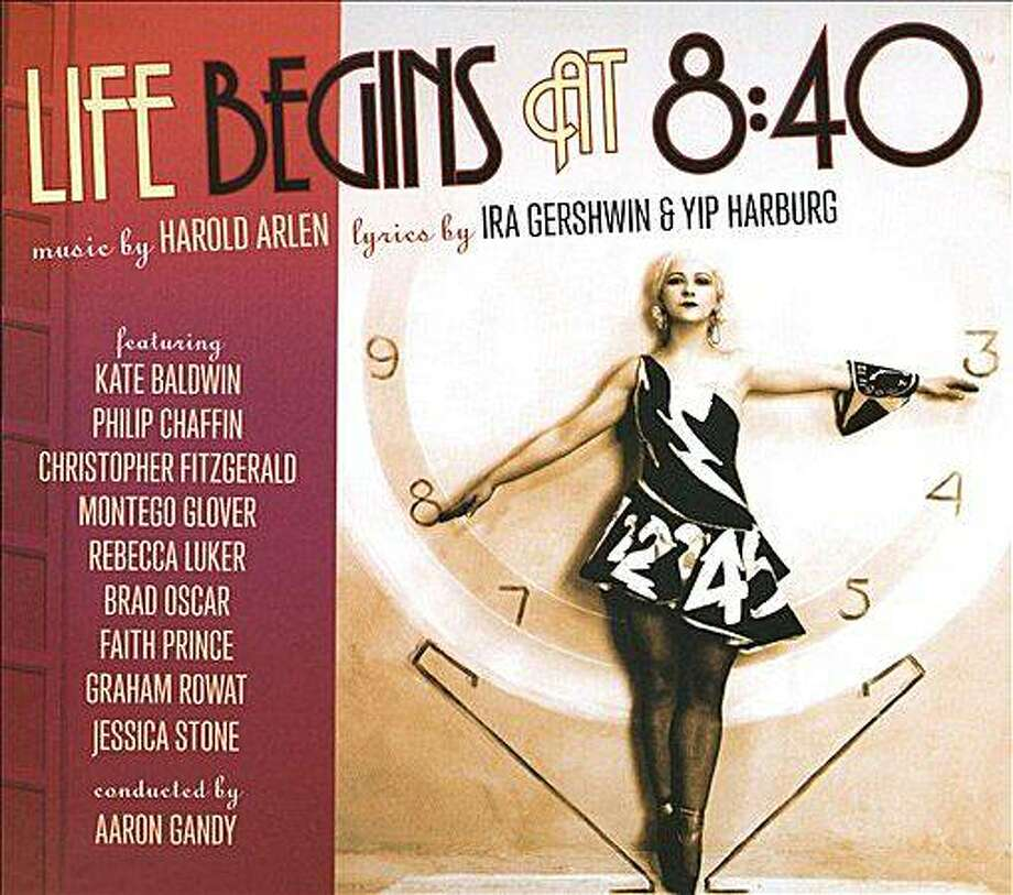 """Life Begins at 8:40"" CD cover Photo: P.S. Classics"